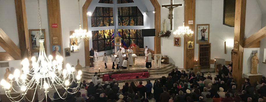 Wielki Piątek – Chór Parafialny Fatima 2018