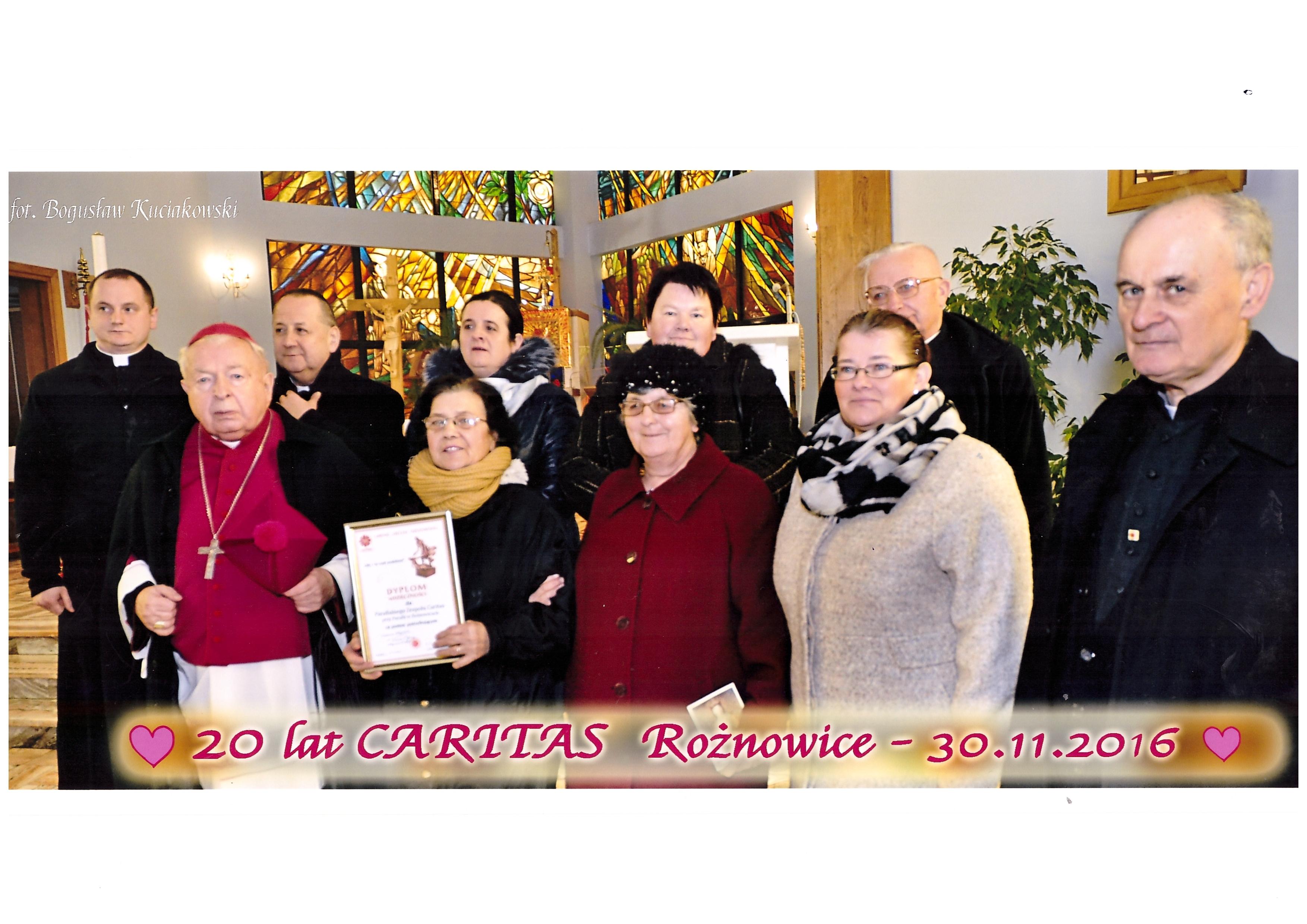 Parafialny Zespół Caritas  – P.Z.C